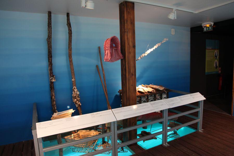 La maison de l 39 hu tre tourisme gujan mestras for Interieur huitre