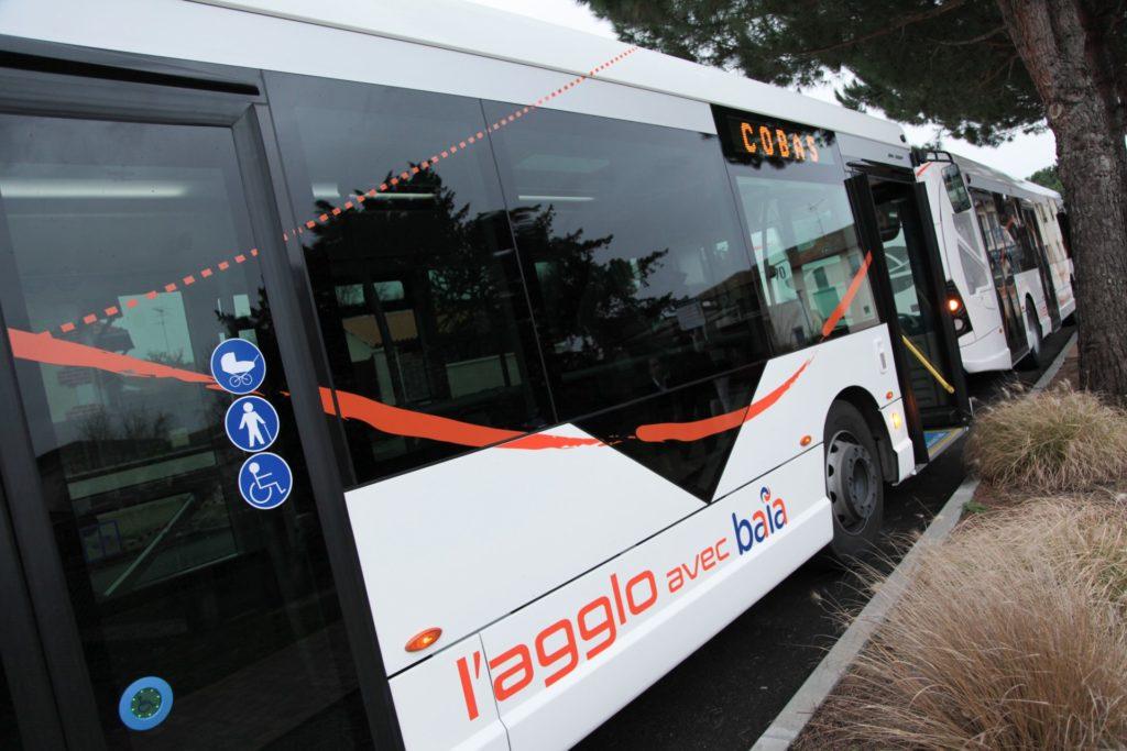 Bus BAIA Aglomération COBAS